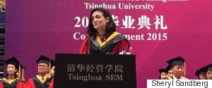 sheryl sandberg speech