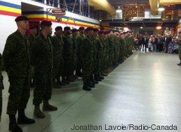 Crise ukrainienne : des militaires de Valcartier se rendent en Pologne
