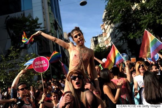 istanbul gay 2015