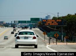 'Carmageddon' Was A Cultural Boon For LA: Report