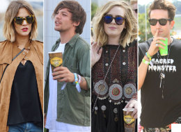 These Celebs Were Loving Life At Glastonbury