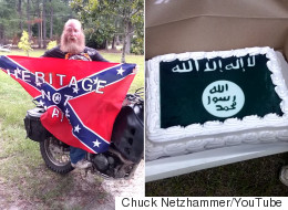Walmart Won't Make A Confederate Flag Cake But Will Make One With An ISIS Battle Flag