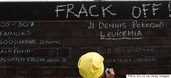 Tiny Village Sends Fracking Company Packing In Landmark Ruling