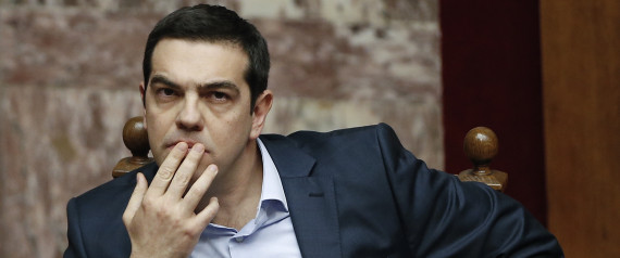 TSIPRAS TROUBLED