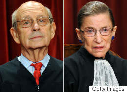 Justices Breyer, Ginsburg Say It Is 'Highly Likely' The Death Penalty Is Unconstitutional