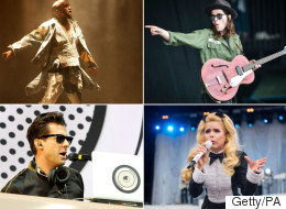 90 Videos You Must See From This Year's Glastonbury