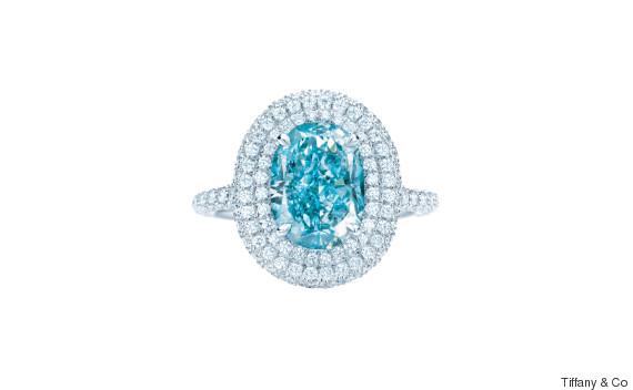 tiffany blue diamond
