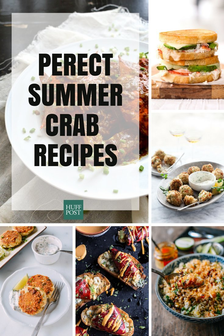 Crab recipes 20 delicious ideas huffpost crab forumfinder Image collections