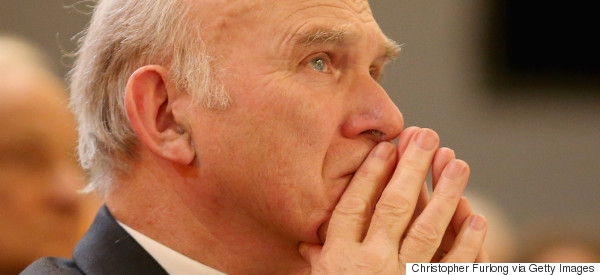 Given The Choice Between Theresa May And Jeremy Corbyn, Dear Lord Please Just Let It Be Vince Cable