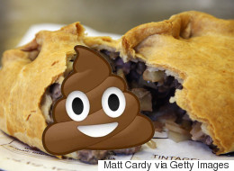 Man Evicted From Flat After Eating Cornish Pasty Filled With His Own Poo