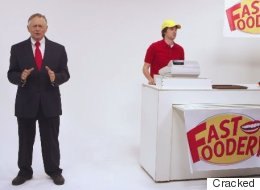 Now This Is What An Honest Fast Food Commercial Looks Like