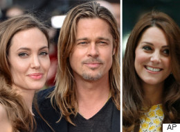 Power Couples Will And Kate And Brangelina Get Together For Tea