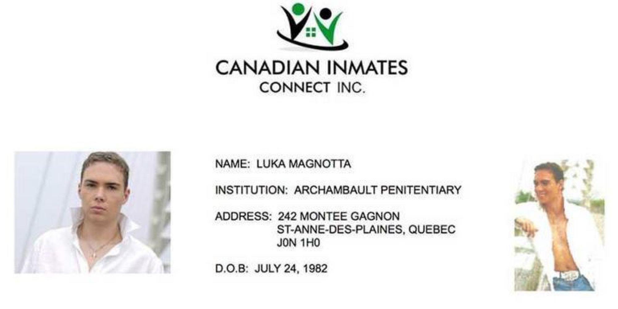 Site de rencontre pour prisonnier