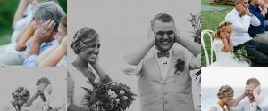 COVER EARS WEDDING
