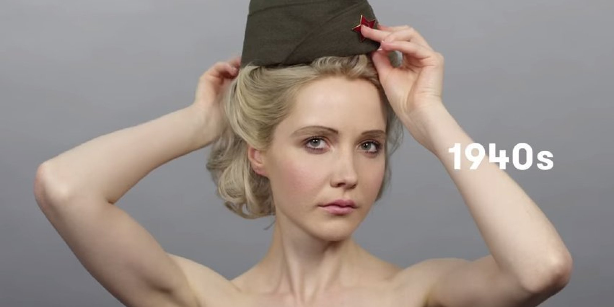 100 Years Of Russian Beauty Is The Most Gorgeous History