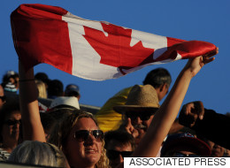 Bonne fête Canada!
