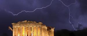 Storm Greece