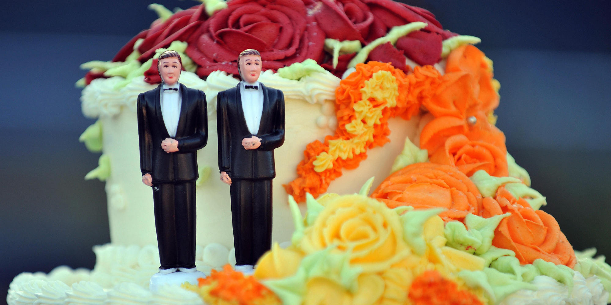 gay couple denied wedding cake wedding vendors gear up for a ame ex wedding boom huffpost 14656