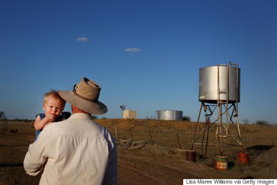 australia drought