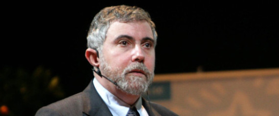 PAUL KRUGMAN LESSER DEPRESSION LIKELY TO CONTINUE