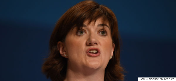 Nicky Morgan Called Out For Hypocrisy Over These Homophobia Remarks