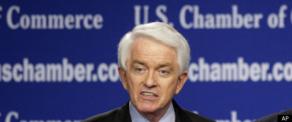 TOM DONOHUE CHAMBER OF COMMERCE