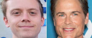 OWEN JONES AND ROB LOWE