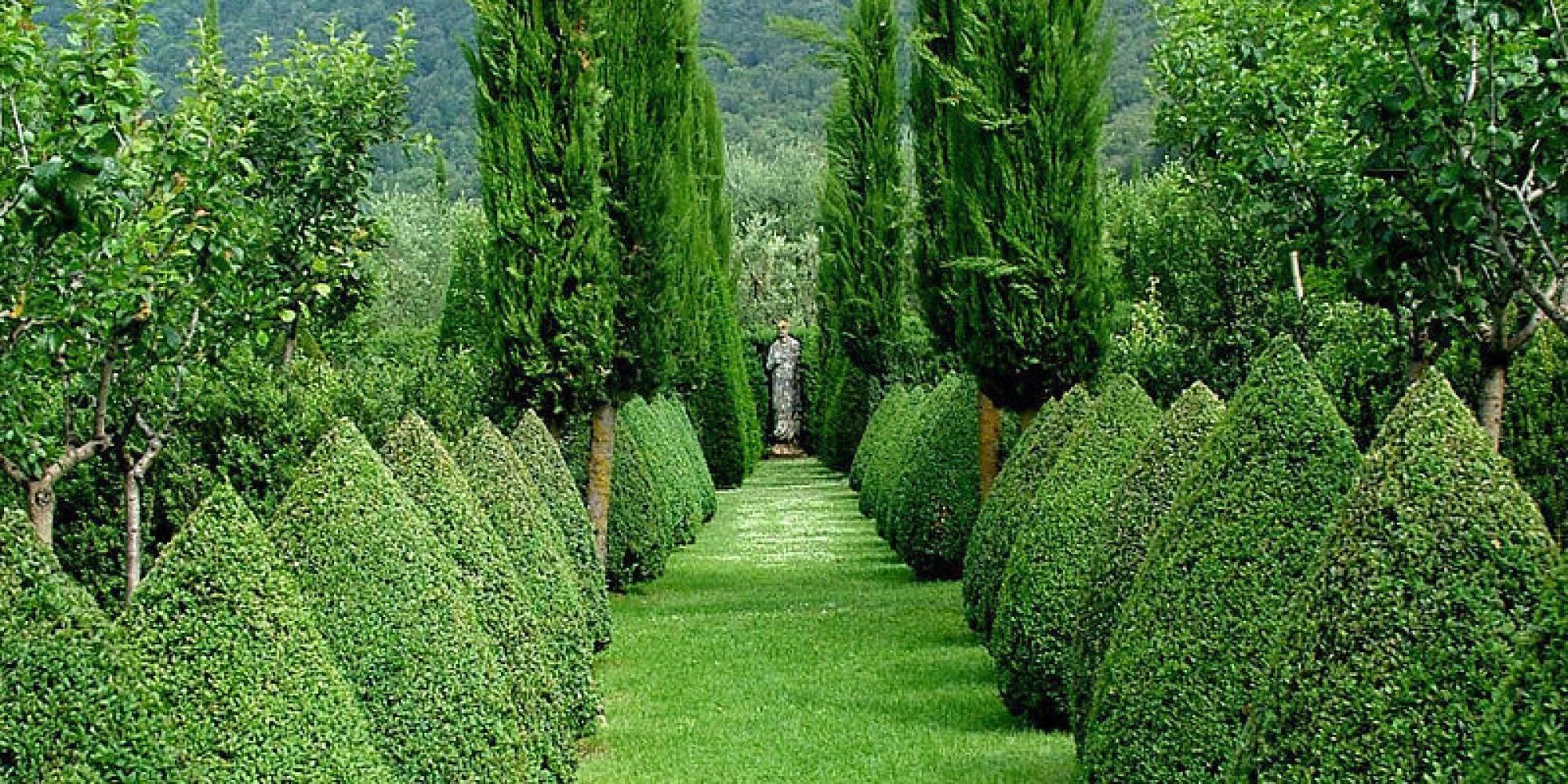 I 10 parchi giardini pi belli d 39 italia foto - Il giardino di ausonia ...
