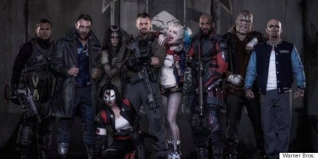 The Cast Of 'Suicide Squad' Has An On-Set 'Therapist'