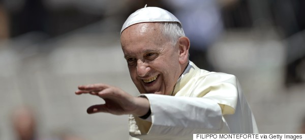 The Vatican Releases Pope Francis' Schedule For U.S. Trip