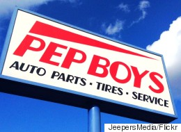 Pep Boys May Be For Sale