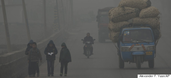 Details Of China's Climate Change Plan Revealed