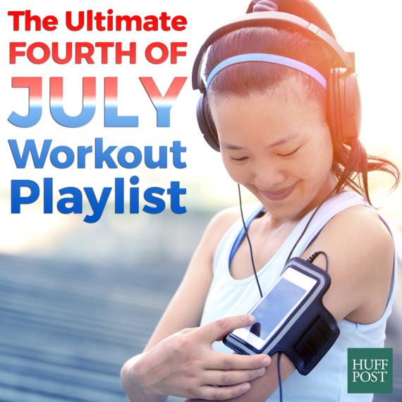 fourth of july playlist