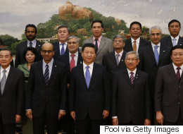 China-Led Asian Infrastructure Bank Launches