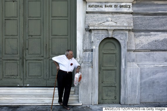 greece pensioner