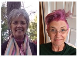 Badass Mom Shows Cancer Who's Boss With A Defiant Pink Faux-Hawk