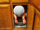 33 Photos That Show Just How Awesomely Bad Little Kids Are At Hiding