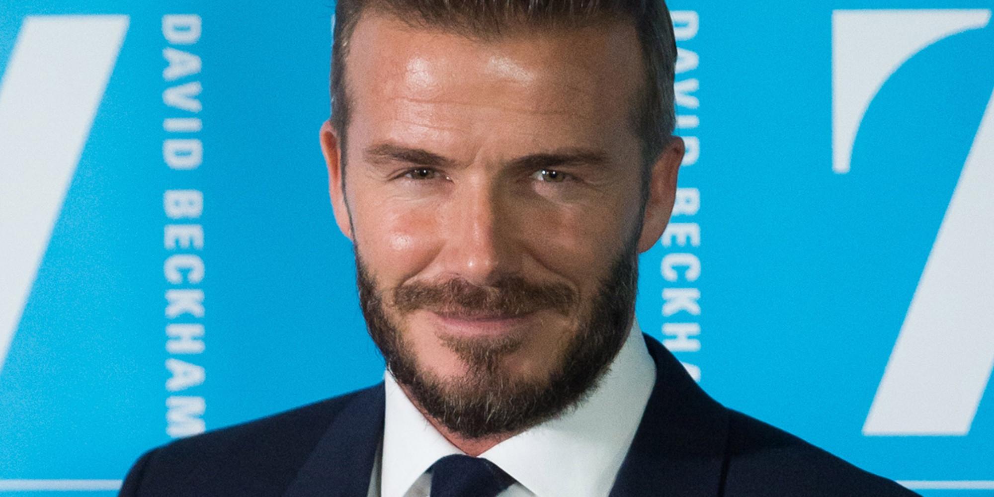 David Beckham se fait de nouveau tatouer en l'honneur de ... David Beckham Facebook