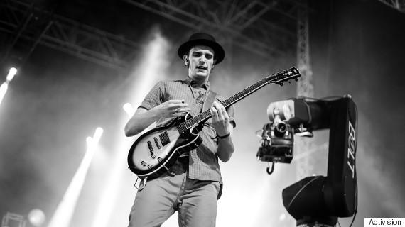 guitar hero live shooting