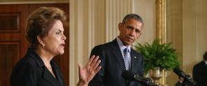 Dilma Obama