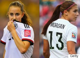 U.S.A. Set To Face Off Against Germany In Women's World Cup Semifinals