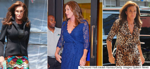 Caitlyn Sports THREE Fabulous Outfits In 24 Hours, Because Why Not?