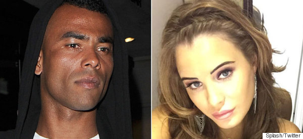 Ashley Cole 'Beaten Up' By Playboy Model