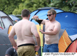 Emergency Measures Introduced To Combat Men Who Remove Their Shirts In Public