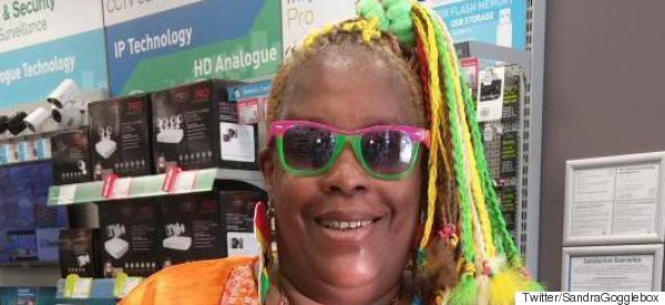 Sandra From 'Gogglebox' Is Officially The Best Person On Twitter