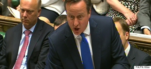 SNP MPs Should Not Overrule The Wishes Of England, Says Cameron