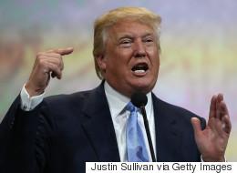 Trump demanda a Univision por 500 millones