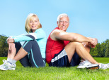 Older Athletes Have A Strikingly Young Fitness Age