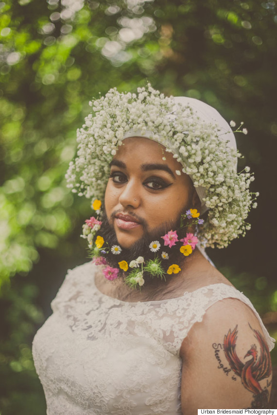Bearded Lady Harnaam Kaur Reveals Why She Posed For