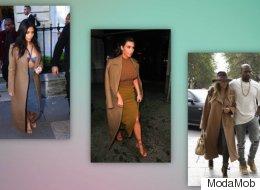 8 Steps To Get Kim Kardashian's Signature Style